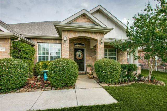 15465 Landing Creek Lane, Fort Worth, TX 76262 (MLS #13870347) :: Kimberly Davis & Associates