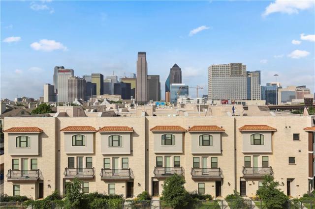 3200 Ross Avenue #40, Dallas, TX 75204 (MLS #13870377) :: Robbins Real Estate Group