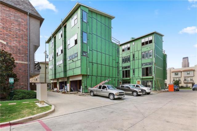 3200 Ross Avenue #34, Dallas, TX 75204 (MLS #13870397) :: Robbins Real Estate Group