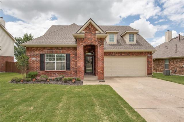 2701 Soda Springs Drive, Mckinney, TX 75071 (MLS #13870427) :: Kimberly Davis & Associates