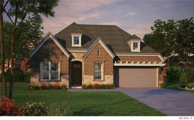 820 Moorland Pass Drive, Prosper, TX 75078 (MLS #13870428) :: Kimberly Davis & Associates