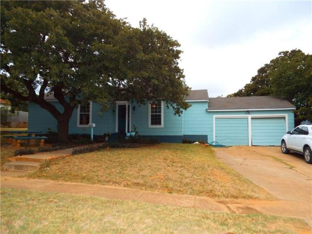 301 S Dixie Street, Eastland, TX 76448 (MLS #13870438) :: Team Hodnett