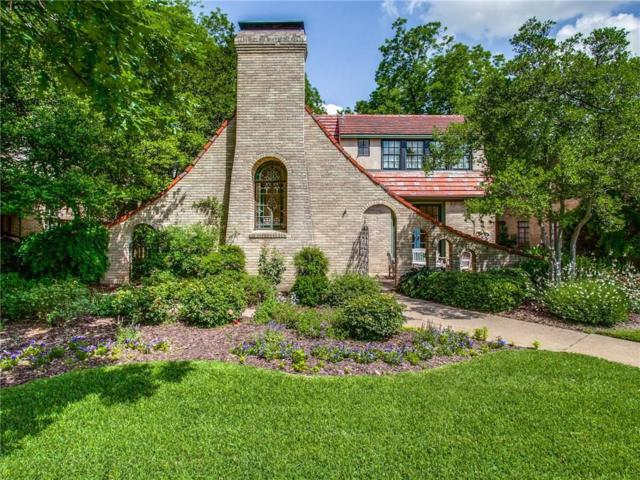7203 Lakewood Boulevard, Dallas, TX 75214 (MLS #13870441) :: Robbins Real Estate Group