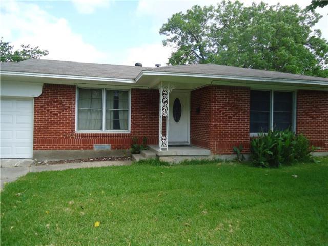 1529 Ridgeview Street, Mesquite, TX 75149 (MLS #13870538) :: Team Hodnett
