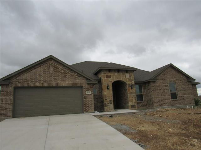 309 Brinkley Drive, Saginaw, TX 76179 (MLS #13870681) :: Team Hodnett