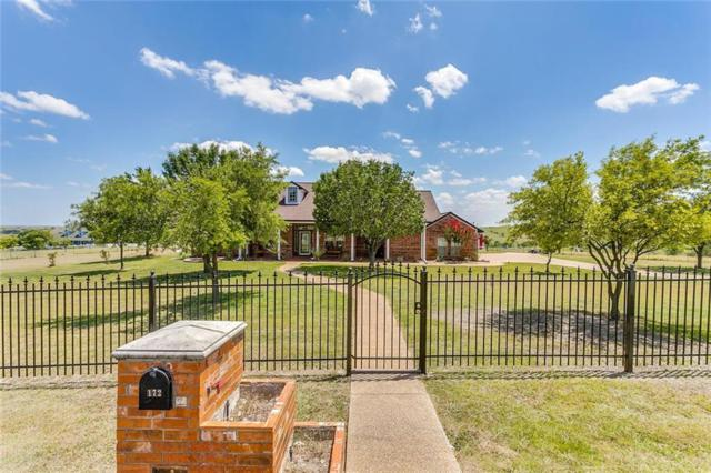 172 John Chisholm Road, Weatherford, TX 76087 (MLS #13870691) :: Team Hodnett