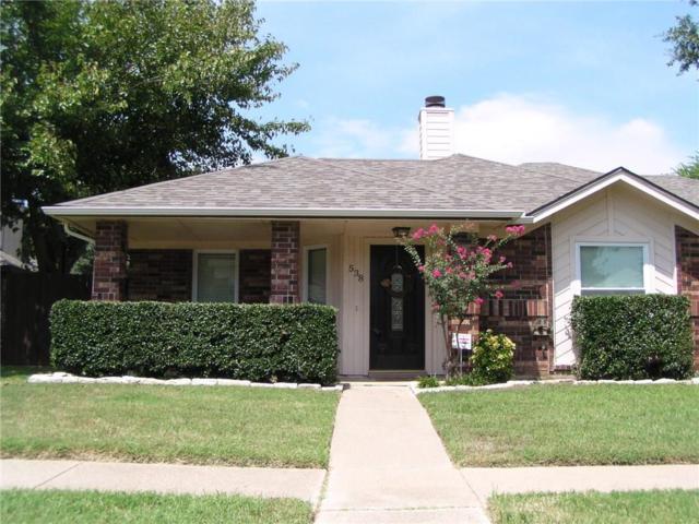 538 Stringfellow Drive, Coppell, TX 75019 (MLS #13870718) :: The Rhodes Team