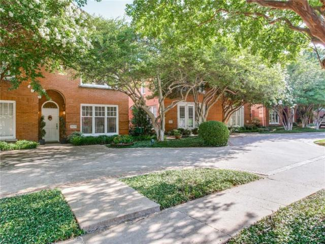 3428 Binkley Avenue, University Park, TX 75205 (MLS #13870737) :: Robbins Real Estate Group