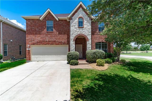 2280 Stuttgart Drive, Frisco, TX 75033 (MLS #13870760) :: Kimberly Davis & Associates