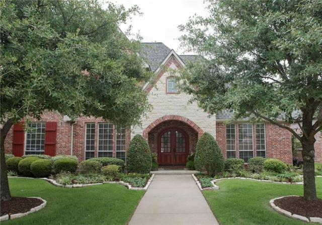 418 Downing Drive, Coppell, TX 75019 (MLS #13870776) :: The Rhodes Team