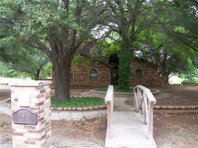 4045 Dakota Trail, Granbury, TX 76048 (MLS #13870782) :: Team Hodnett