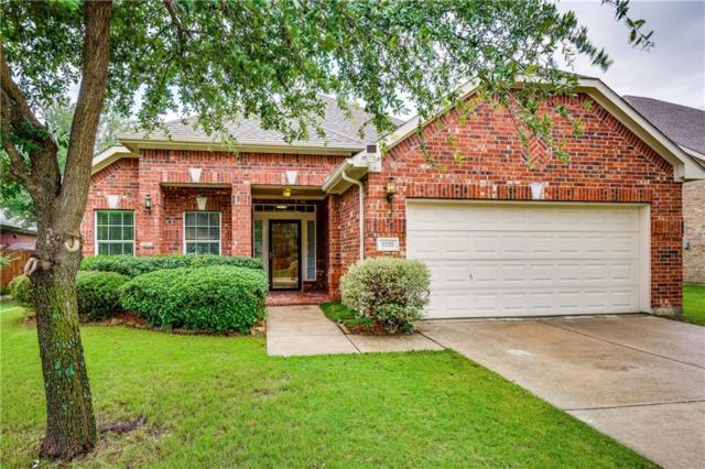 8255 Robertson Drive, Frisco, TX 75034 (MLS #13870806) :: Pinnacle Realty Team