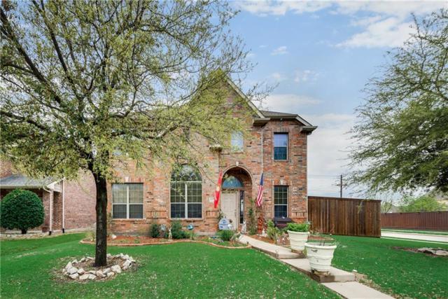8499 Shakespeare Lane, Frisco, TX 75034 (MLS #13870824) :: Kimberly Davis & Associates