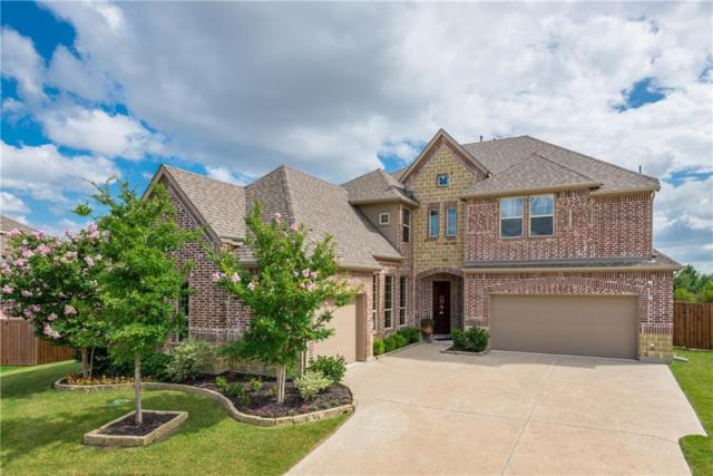 10011 Soledad Road, Frisco, TX 75035 (MLS #13870888) :: Kimberly Davis & Associates