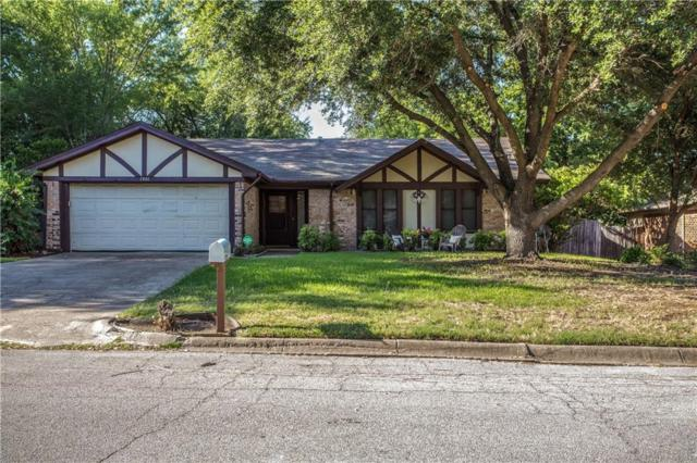 1801 High Ridge Road, Benbrook, TX 76126 (MLS #13870905) :: Team Hodnett