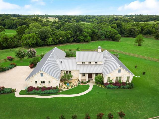 1007 Old Gin Road, Ennis, TX 75119 (MLS #13870916) :: RE/MAX Town & Country