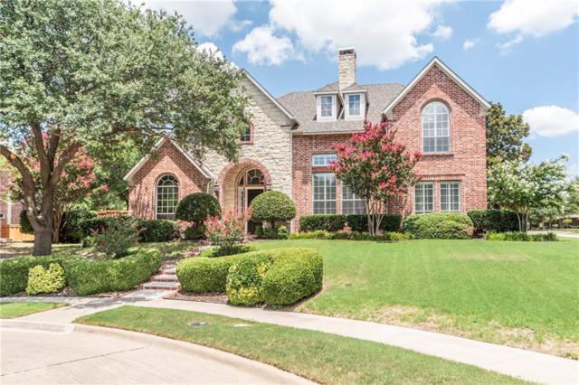 5 Mallard Court, Frisco, TX 75034 (MLS #13870961) :: Frankie Arthur Real Estate