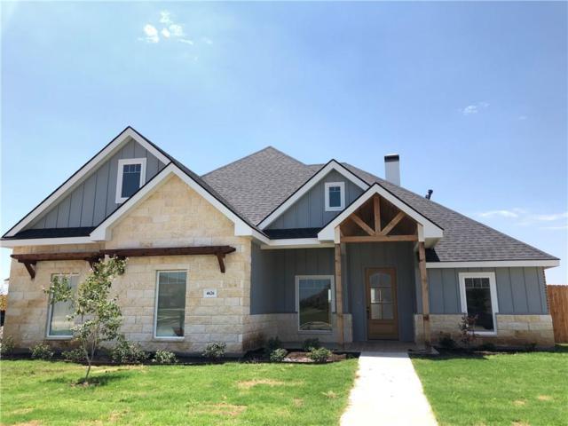 4626 Lonesome Dove Trail, Abilene, TX 79602 (MLS #13871111) :: The Paula Jones Team | RE/MAX of Abilene