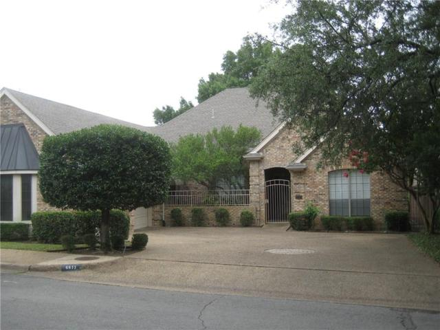 6677 Crestway Court, Dallas, TX 75230 (MLS #13871189) :: Robbins Real Estate Group