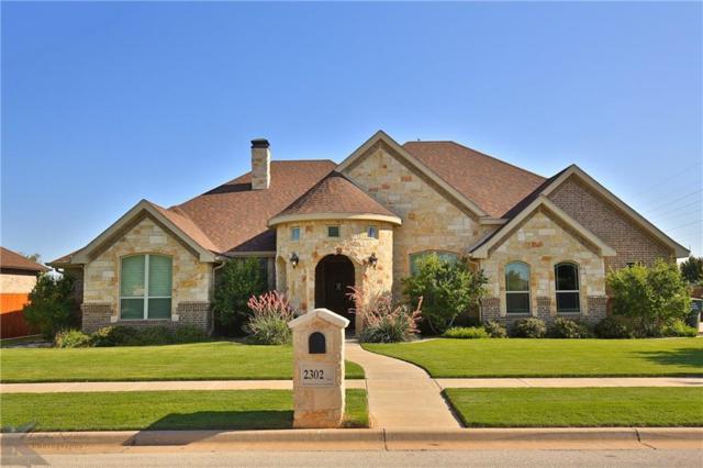 2302 Lynbrook Drive, Abilene, TX 79606 (MLS #13871225) :: Robbins Real Estate Group