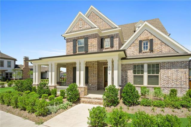 2116 Tremont Boulevard, Mckinney, TX 75071 (MLS #13871291) :: Robbins Real Estate Group