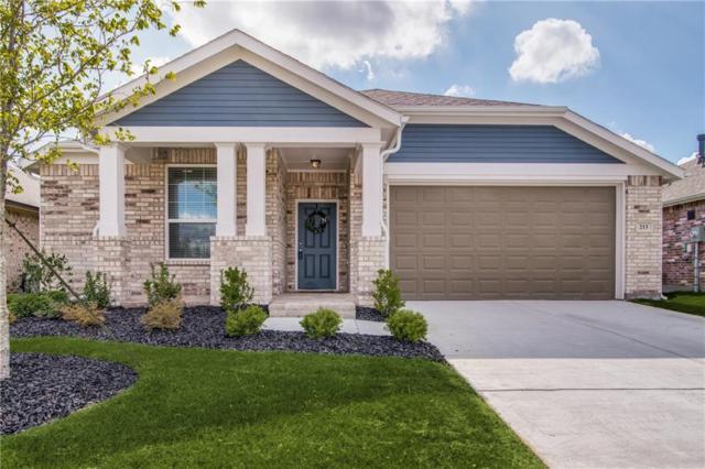 213 Bankhurst Drive, Anna, TX 75409 (MLS #13871312) :: Pinnacle Realty Team
