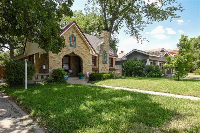 1615 N Sylvania Avenue, Fort Worth, TX 76111 (MLS #13871331) :: Magnolia Realty