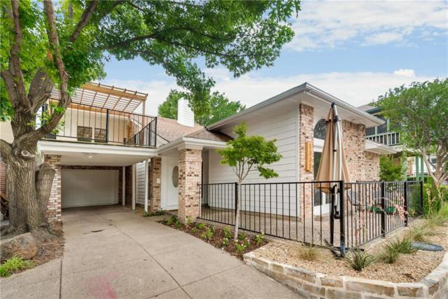 1333 Skiles Street, Dallas, TX 75204 (MLS #13871345) :: Robbins Real Estate Group