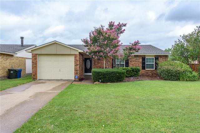 6713 Matson Drive, The Colony, TX 75056 (MLS #13871365) :: The Mitchell Group
