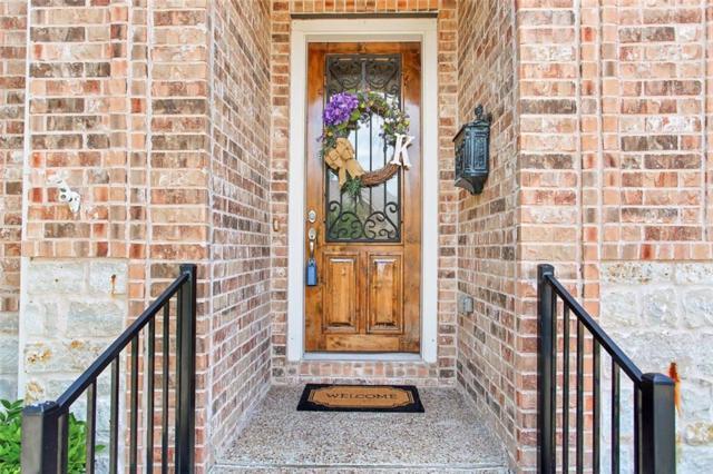 405 Adventurous Shield Drive, Lewisville, TX 75056 (MLS #13871377) :: Pinnacle Realty Team