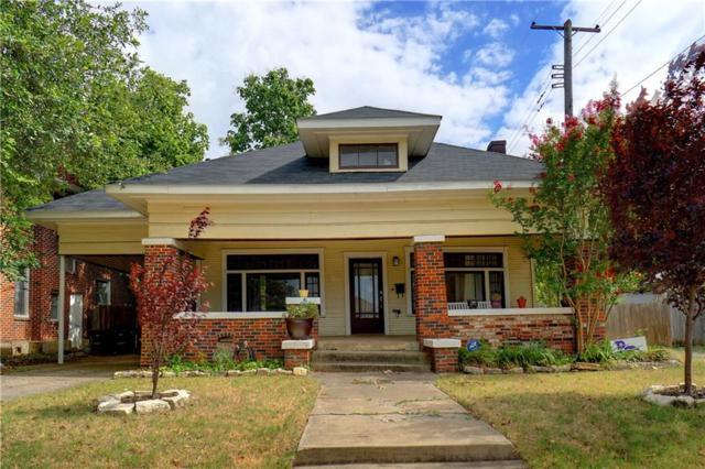 721 W Powell Avenue, Fort Worth, TX 76110 (MLS #13871396) :: Team Hodnett