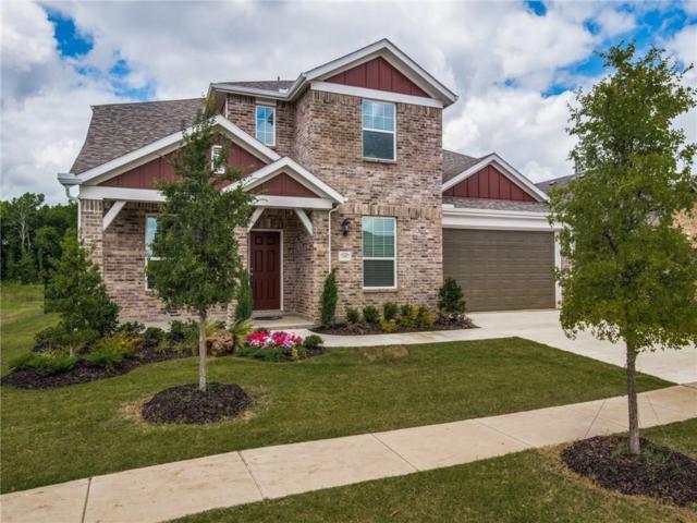 2101 Arrow Head Lane, Aubrey, TX 76227 (MLS #13871409) :: Team Hodnett