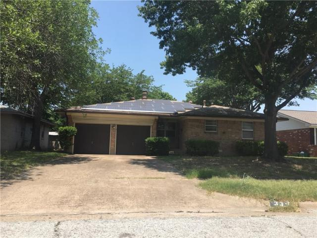 339 Royal Avenue, Duncanville, TX 75137 (MLS #13871418) :: The Mitchell Group