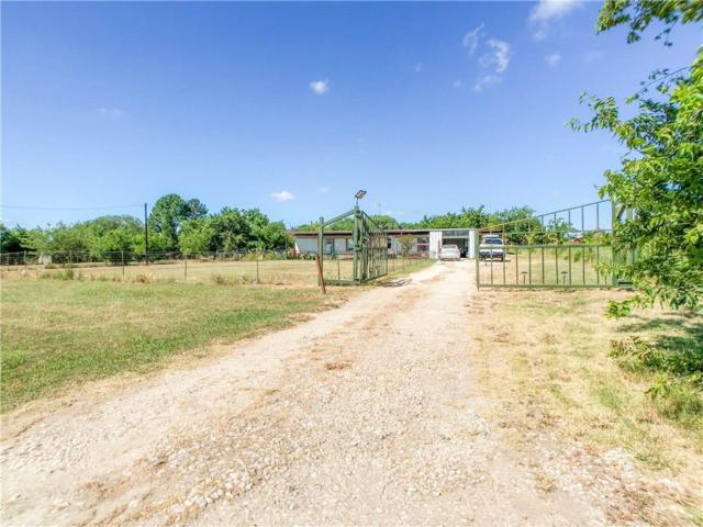3816 S Burleson Boulevard, Burleson, TX 76009 (MLS #13871454) :: RE/MAX Town & Country