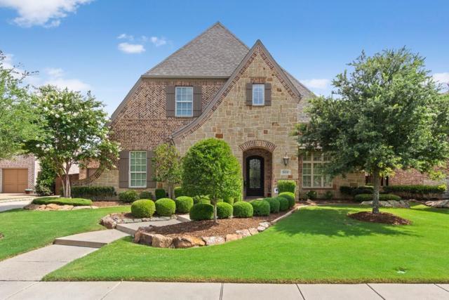881 Cinnamon Court, Allen, TX 75013 (MLS #13871518) :: The Rhodes Team