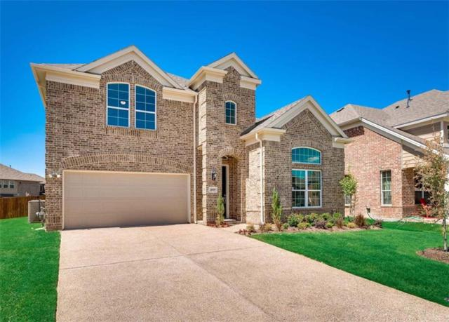 4009 Alpine Rose Court, Fort Worth, TX 76262 (MLS #13871559) :: NewHomePrograms.com LLC