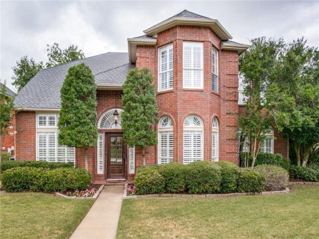 629 Autumnwood Lane, Coppell, TX 75019 (MLS #13871575) :: The Rhodes Team