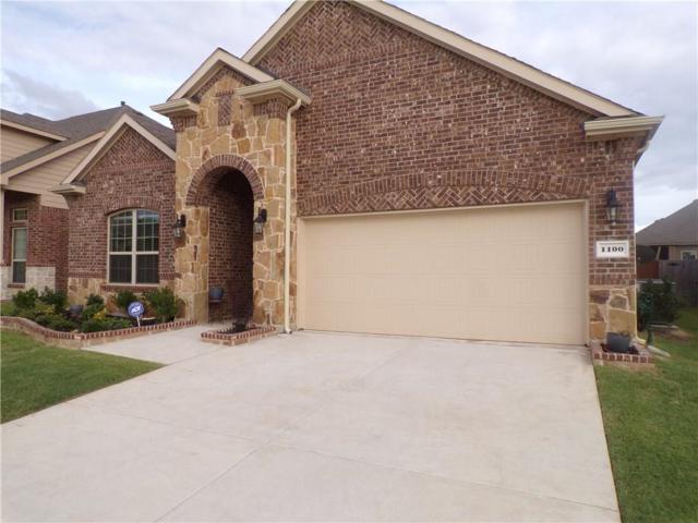 1100 Lake Woodland Drive, Little Elm, TX 75068 (MLS #13871609) :: NewHomePrograms.com LLC