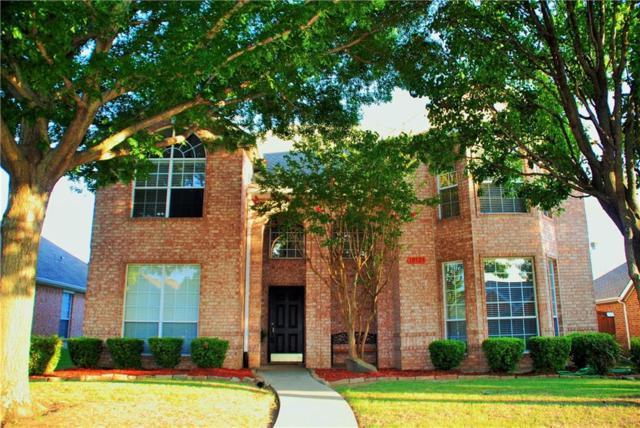 10523 Brandenberg Drive, Frisco, TX 75035 (MLS #13871667) :: The Rhodes Team