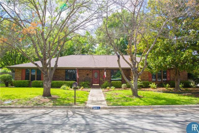 801 Brook Hollow, Brownwood, TX 76801 (MLS #13871689) :: Team Hodnett
