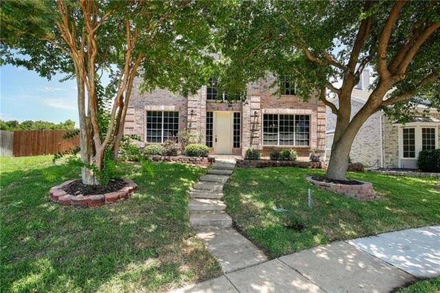 1685 Sparrow Court, Lewisville, TX 75077 (MLS #13871766) :: The Real Estate Station