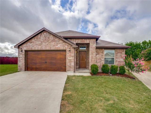 4300 Rockmill Trail, Fort Worth, TX 76179 (MLS #13871841) :: Magnolia Realty