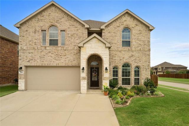 500 Cherry Spring Drive, Mckinney, TX 75072 (MLS #13871932) :: Team Hodnett