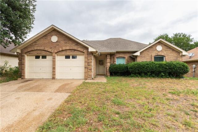 1504 Willow Park Drive, Fort Worth, TX 76134 (MLS #13871940) :: Team Hodnett
