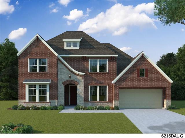241 Lake Trail Drive, Prosper, TX 75078 (MLS #13872008) :: Frankie Arthur Real Estate