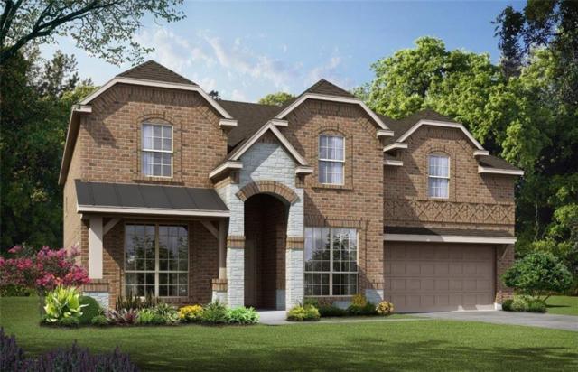 5133 Chisholm View Drive, Fort Worth, TX 76123 (MLS #13872019) :: Team Hodnett