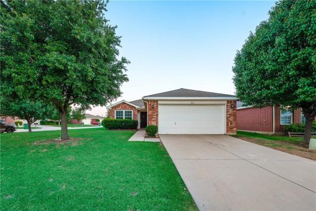 9112 Chisholm Trail, Cross Roads, TX 76227 (MLS #13872020) :: Pinnacle Realty Team