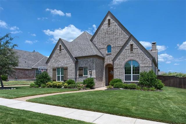 711 Essex Drive, Prosper, TX 75078 (MLS #13872056) :: Pinnacle Realty Team