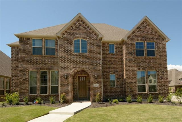 1200 Damsel Grey Trail, Lewisville, TX 75056 (MLS #13872077) :: Real Estate By Design