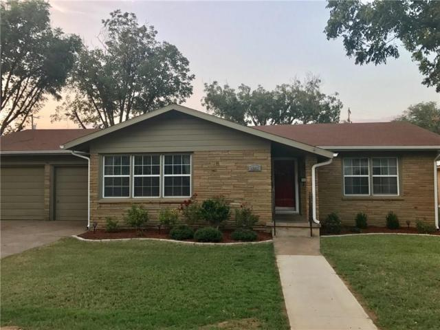 1502 Ridgeway Circle, Breckenridge, TX 76424 (MLS #13872136) :: Team Hodnett